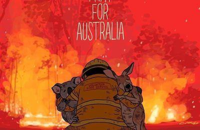 Pray for Australia !