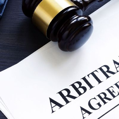 Cases Handled by Arbitration Lawyers