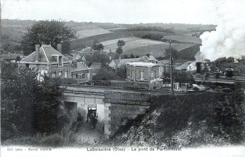 Gare de Laboissière / Le déluge (60) -3