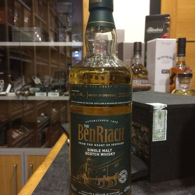 The BenRiach 'Heart of Speyside'