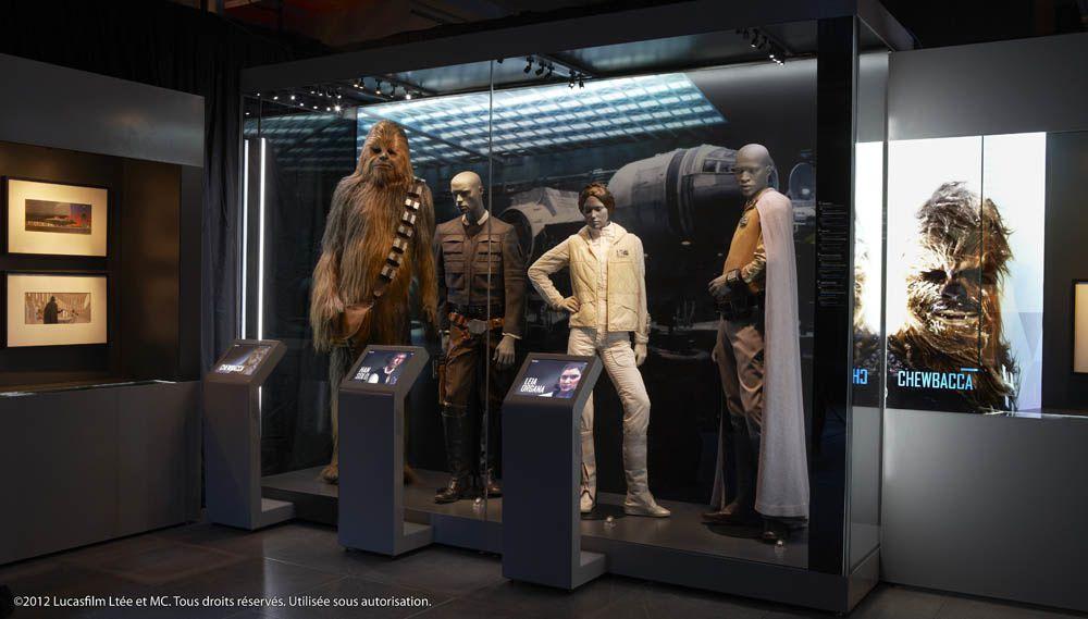 Star Wars Identités - Prolongée jusqu'au 5 octobre 2014.