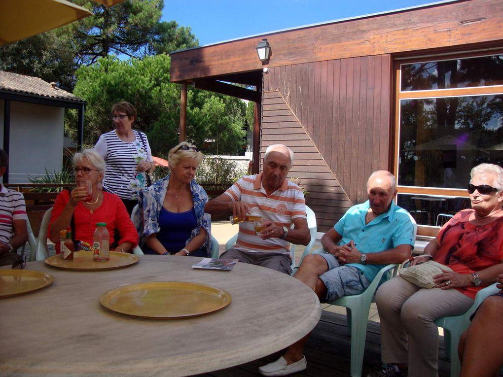 La Sortie Club à Ronce-les-Bains