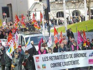 Aquitaine avec Allo Amiante  : 10.000 personnes et une devinette qui est caché sous le foulard ?