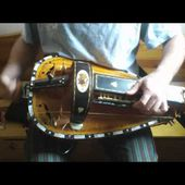 An Dro, vielle à roue - hurdy gurdy