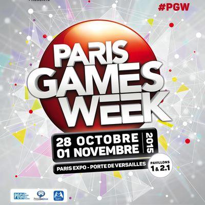 Paris Games Week 2015 (concours)