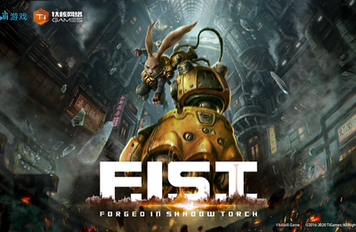 F.I.S.T. Forged in Shadow Torch : UN METROIDVANIA DIESELPUNK ANNONCÉ AU PLAYSTATION STATE OF PLAY