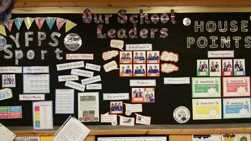 L'école de nos partenaires à Plymouth