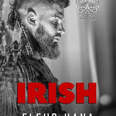 Irish (Phoenix Ashes Génération 2 tome 4) de Fleur Hana