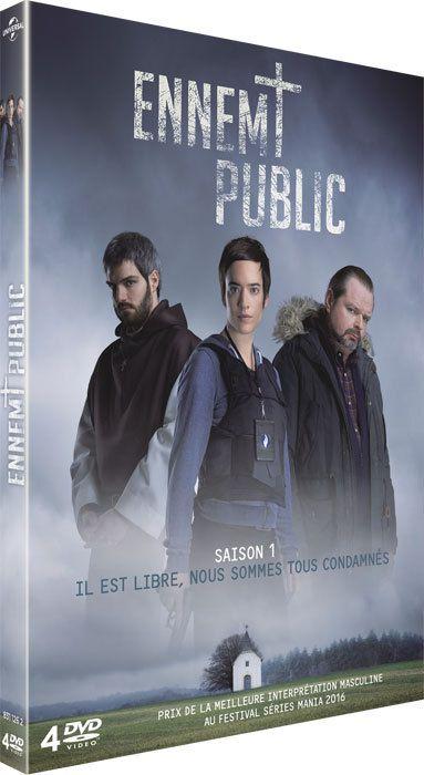 Sorties DVD : Shade of Blue (Saison 1), Ennemi Public (Saison 1) et The Affair (Saison 2) le 6 juin