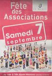 Fête des associations du Raincy samedi 7 septembre 2013