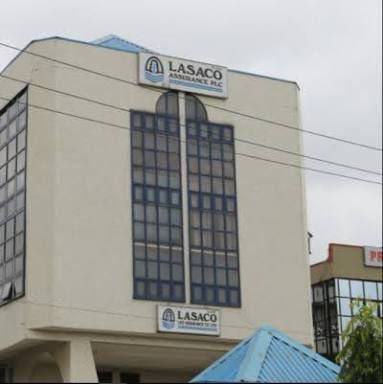 Insurance Marketers needed at Lasaco Assurance Plc, you can apply now