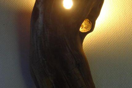 Applique en bois flotté Ôboisdormant
