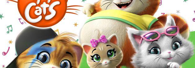 """""""44 chats"""", nouvelle série d'animation à partir du 1er septembre sur France 4"""