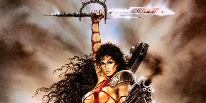 RIP Julie Strain: B-Movie Actor And Star Of 'Heavy Metal 2000'