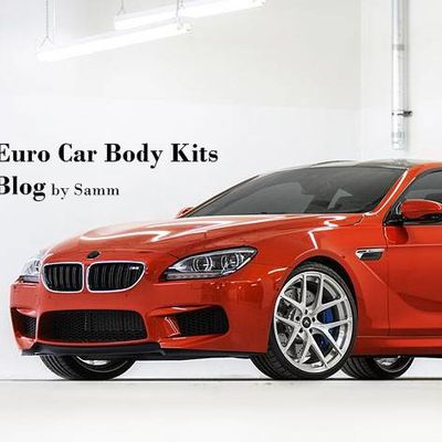Euro Car Body Kits