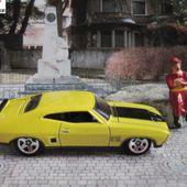 73 FORD FALCON XB HOT WHEELS 1/64 - car-collector.net