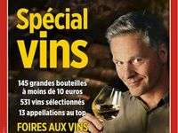 LE POINT - SPECIAL VINS -SEPTEMBRE 2017