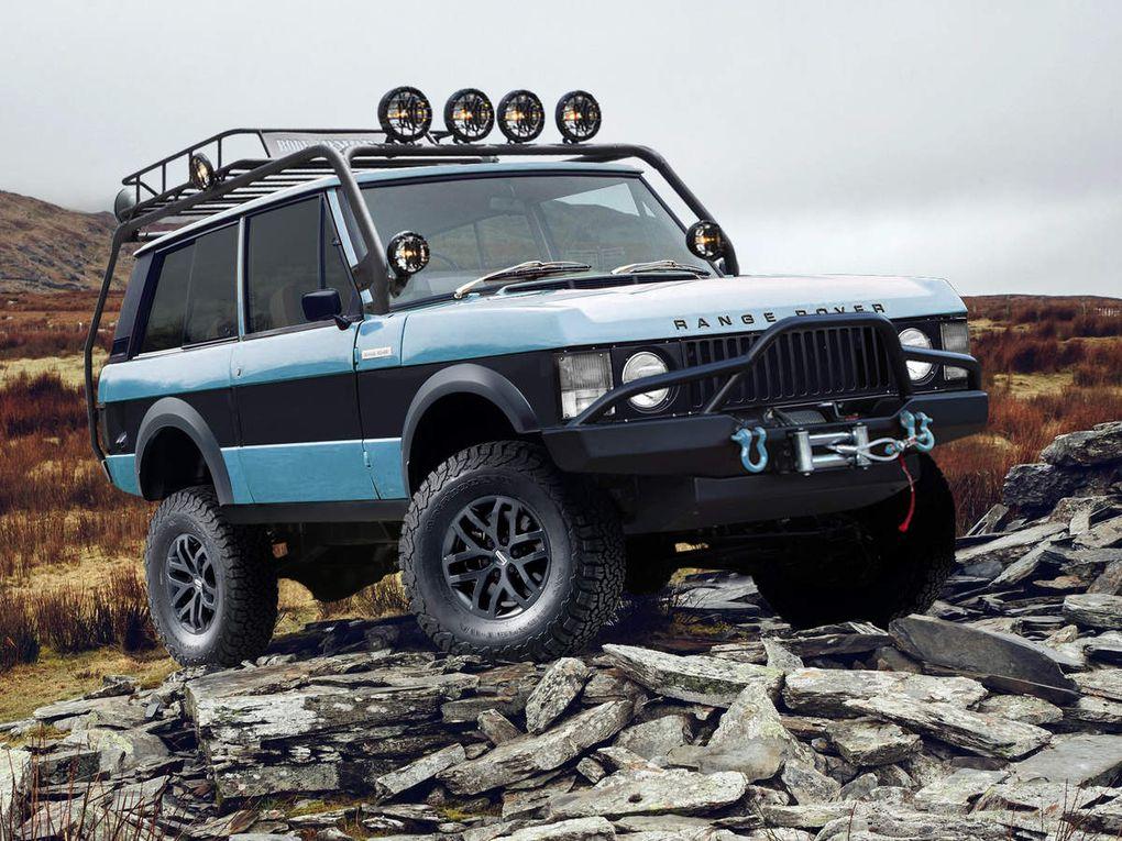 Land Rover Range Rover Série 1