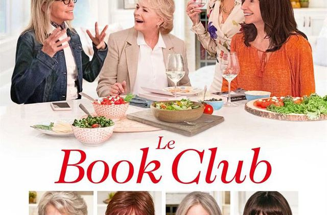 THE BOOK CLUB – JANE FONDA