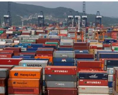 L'embouteillage maritime mondial cause une #pénurie de produits