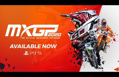 [ACTUALITE] MXGP 2020 - Maintenant disponible en version physique sur PlayStation 5