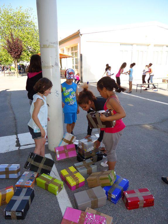 Fête de l'école 2012
