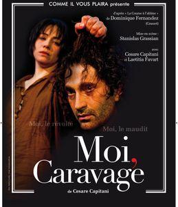 """""""Moi, Caravage"""" au théâtre Marigny pour les amoureux du Caravage"""
