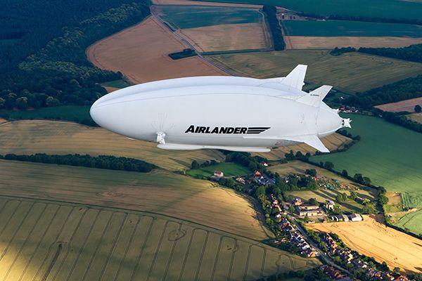 Airlander-red aircraft aerobernie