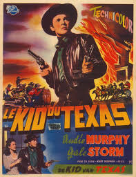Le kid du Texas (The kid from Texas)