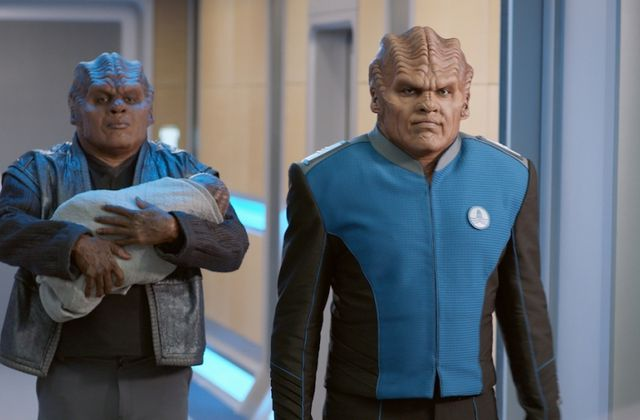 Critiques Séries : The Orville. Saison 1. Episode 3.