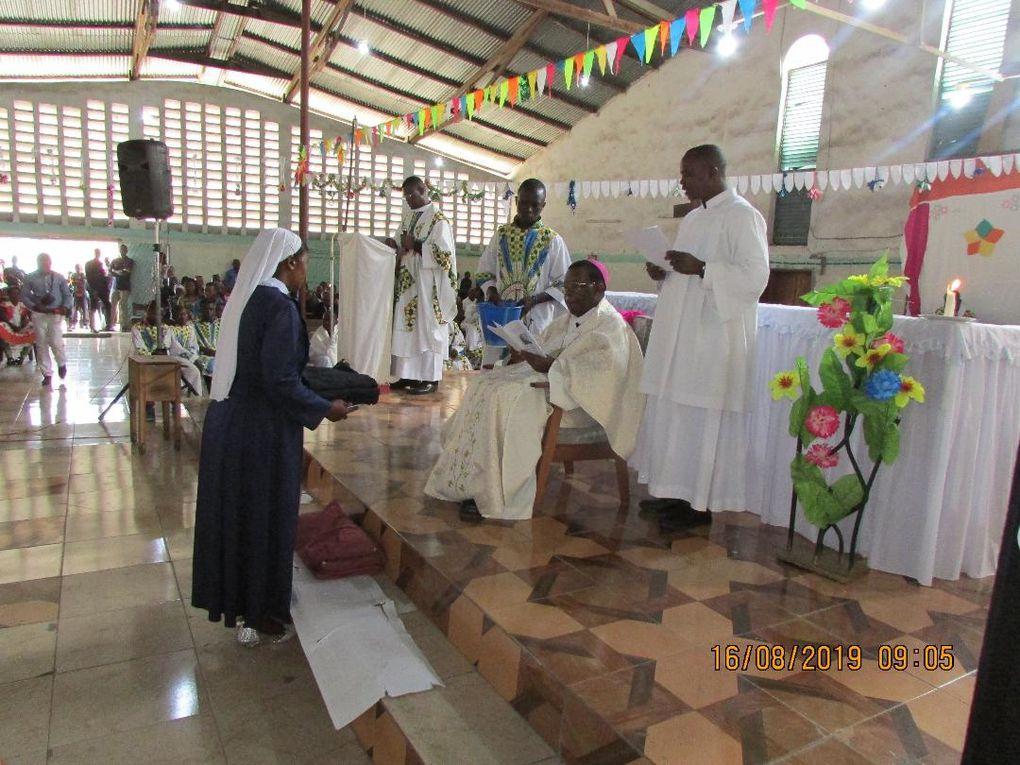 LES CÉRÉMONIES RELIGIEUSES DES SŒURS SERVANTES DE MARIE CONSOLATRICE DES AFFLIGÉS