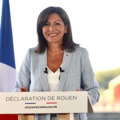 «Mme Anne HIDALGO sa déclaration de candidature : une première femme présidente 40 ans après François MITTERRAND» par Amadou Bal BA - http://baamadou.over-blog.fr/