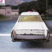 MB55-d. FORD MERCURY POLICE MATCHBOX 1/72 - car-collector.net