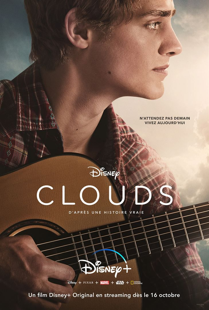 Critique Ciné : Clouds (2020, Disney+)