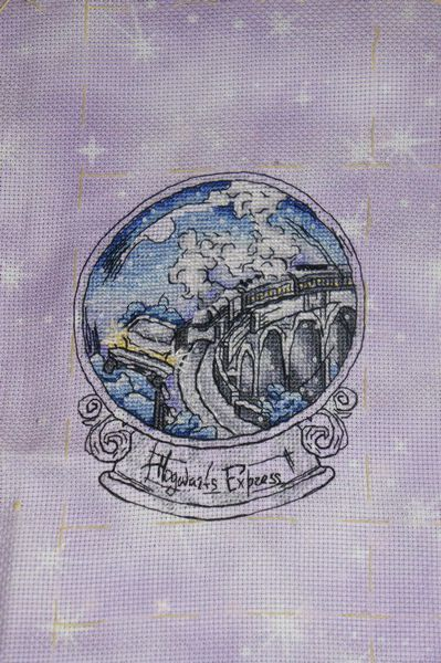 Boule à neige Harry Potter