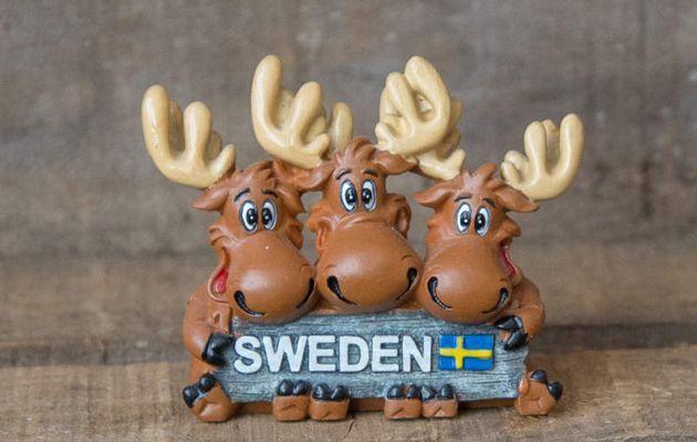 Julie en Scandinavie...