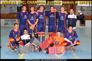 champion suisse 2012-2013
