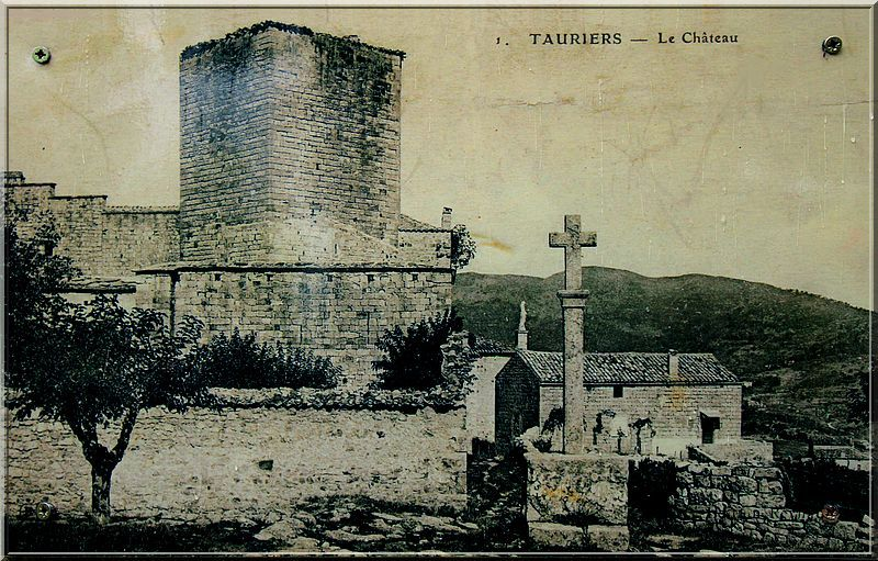 Diaporama château de Tauriers