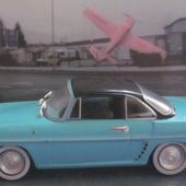 RENAULT FLORIDE HARDTOP NOREV 1/43 - car-collector