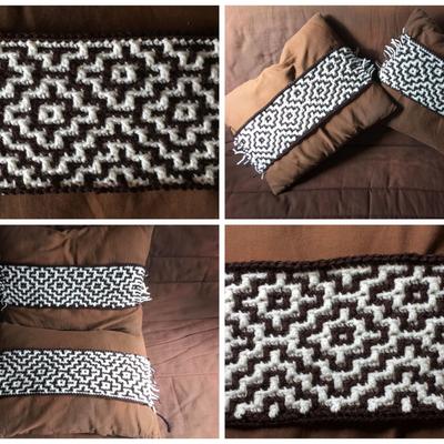 Les principes de base du crochet mosaïque.