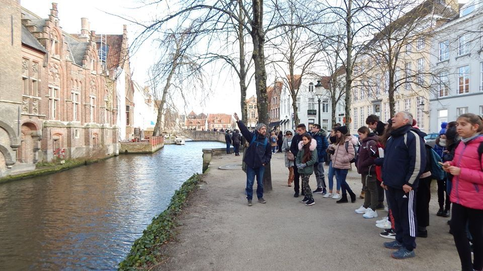 SMFR20 Visite de Bruges