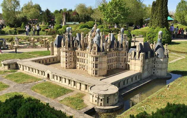 France miniature , la Loire