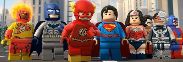 """""""Super-Heros Flash"""", téléfilm d'animation inédit ce matin sur France 4"""