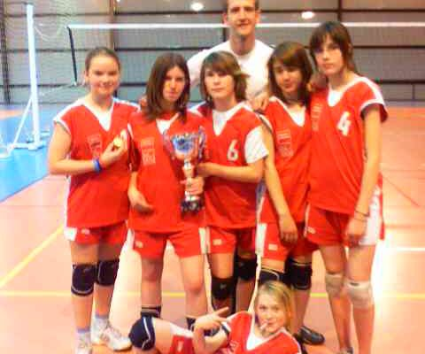 AS volley semaine du 28 septembre au 2 octobre