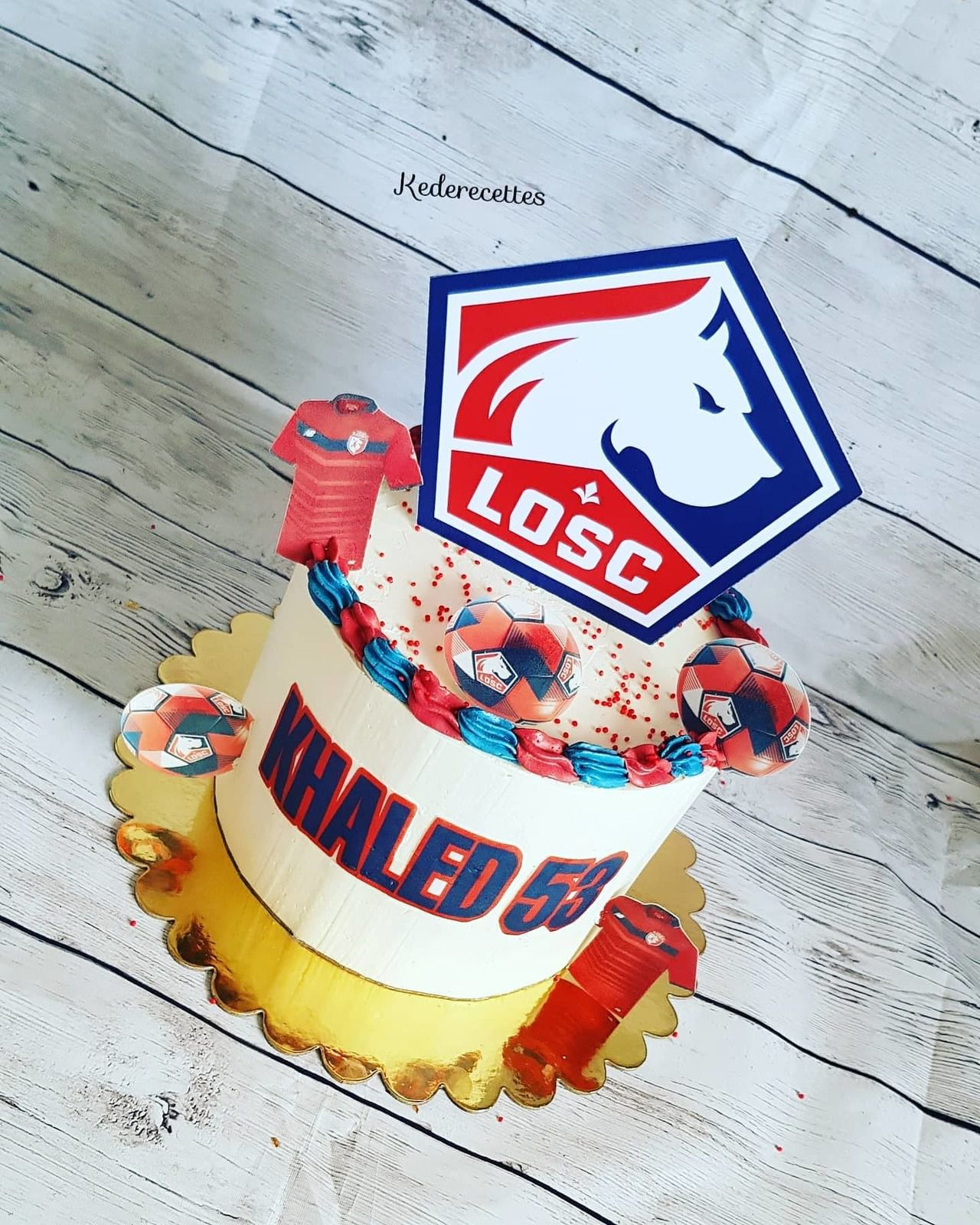 Layer Cake LOSC LILLE