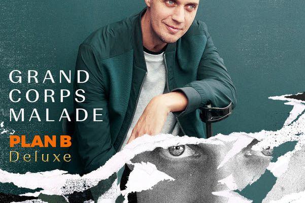 Grand Corps Malade, le clip de Sur la Lune // Sortie de l'album Plan B Deluxe / actualite musicale