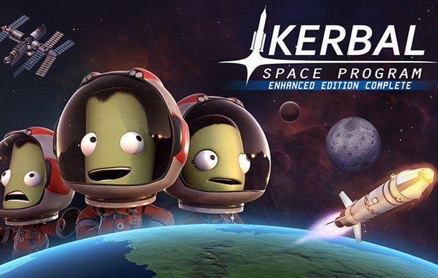 [ACTUALITE] Kerbal Space Program: Enhanced Edition - Disponible sur PlayStation 5 et Xbox Series X|S