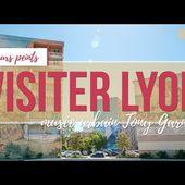 Visiter Lyon - Fresques et Murs Peints - Musée Urbain Tony Garnier Lyon 8ème - Blog In Lyon