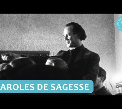 Paroles de sagesses de Bruno Gröning - Série 1 - 2020 avec Bruno Gröning – Des pages du calendrier et musique – Paroles de sagesse – Partie 2 - Pas de vie sans amour - Paroles de sagesse de Bruno Gröning - Série 3