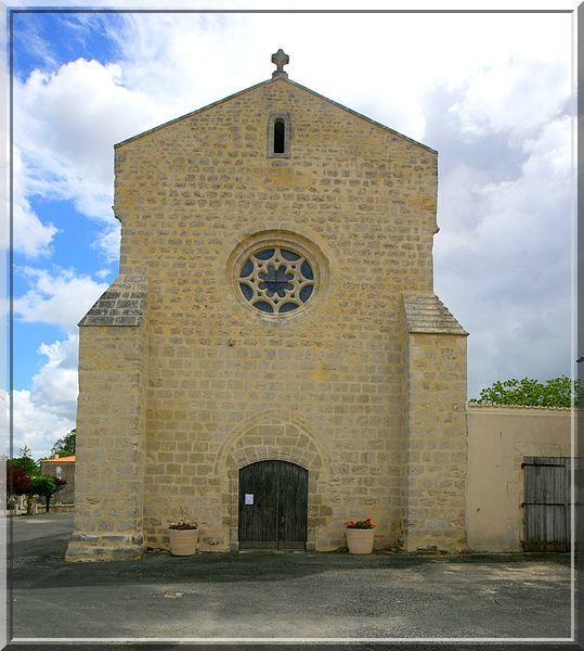 Diaporama église fortifiée de DOEUIL sur le MIGNON